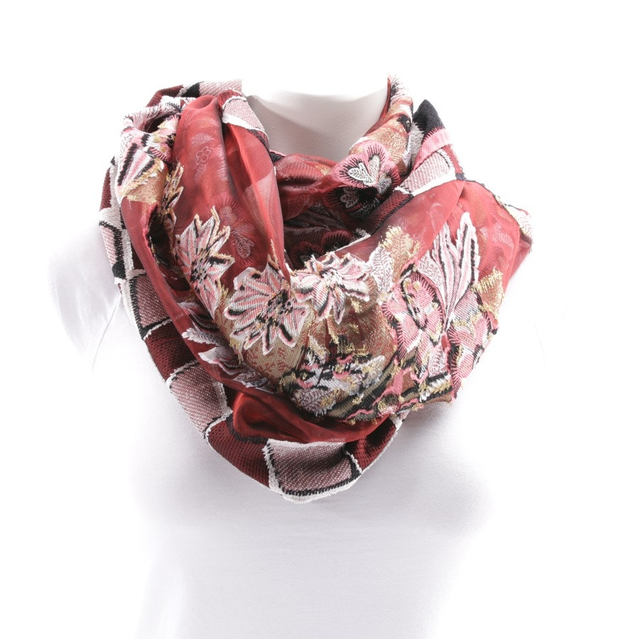scarf from Etro in multicolor - proportion of silk