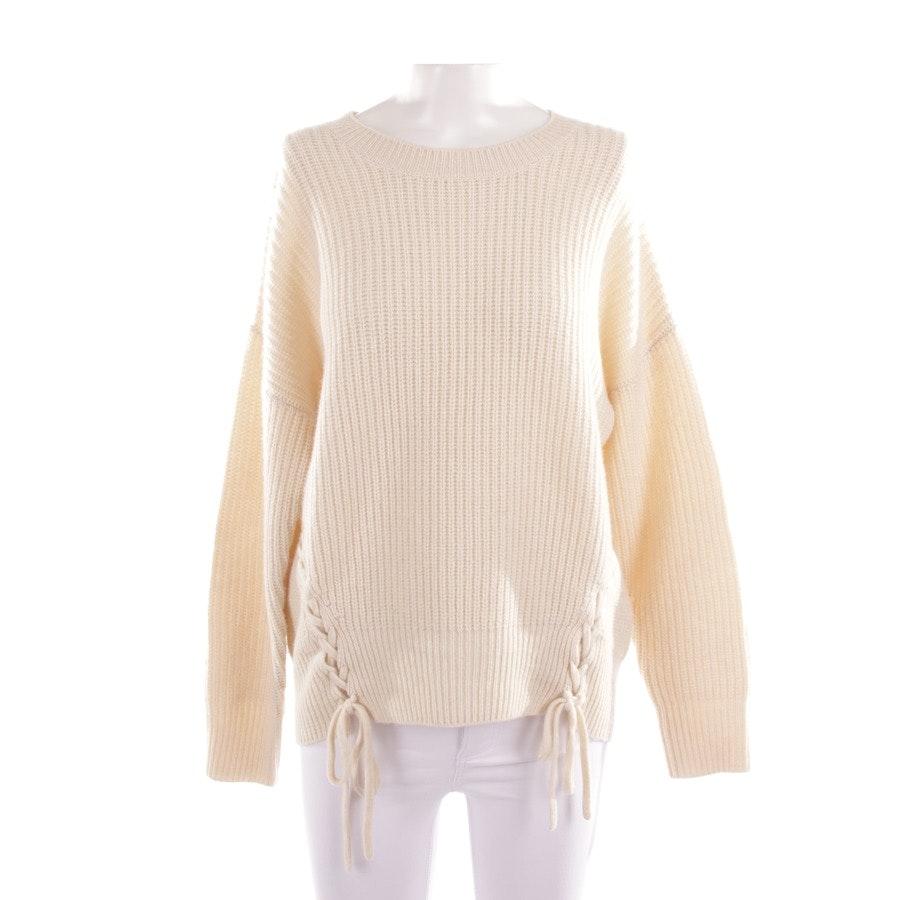 Pullover von P.A.R.O.S.H. in Beige Gr. S