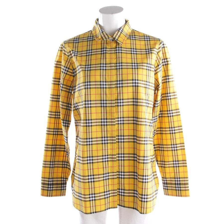 Bluse von Burberry in Gelb Gr. 38 UK 12