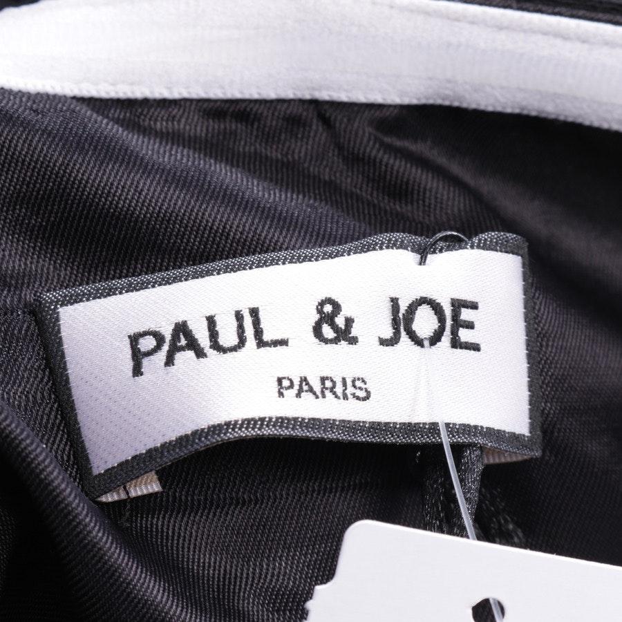 Bandeaukleid von Paul & Joe in Dunkelblau und Schwarz Gr. S