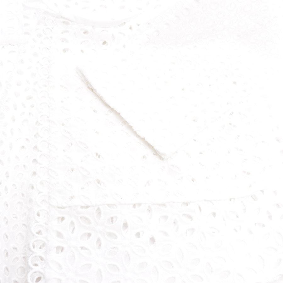 Jacke von Marc Cain in Weiß Gr. 38 N 3