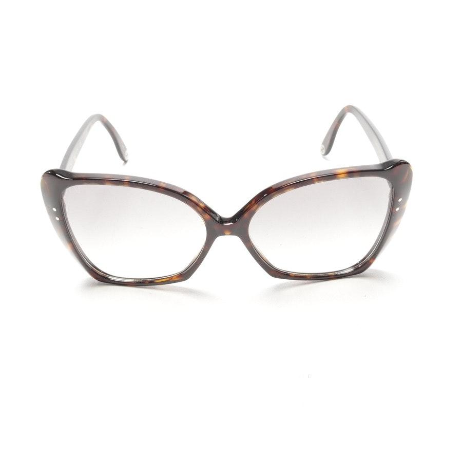 Sonnenbrille von Gucci in Braun und Beige - GG0471S