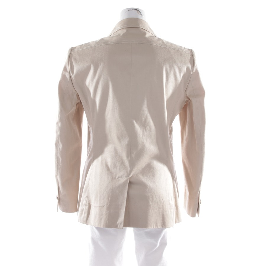 Blazer von Gucci in Beige Gr. 40 IT 46