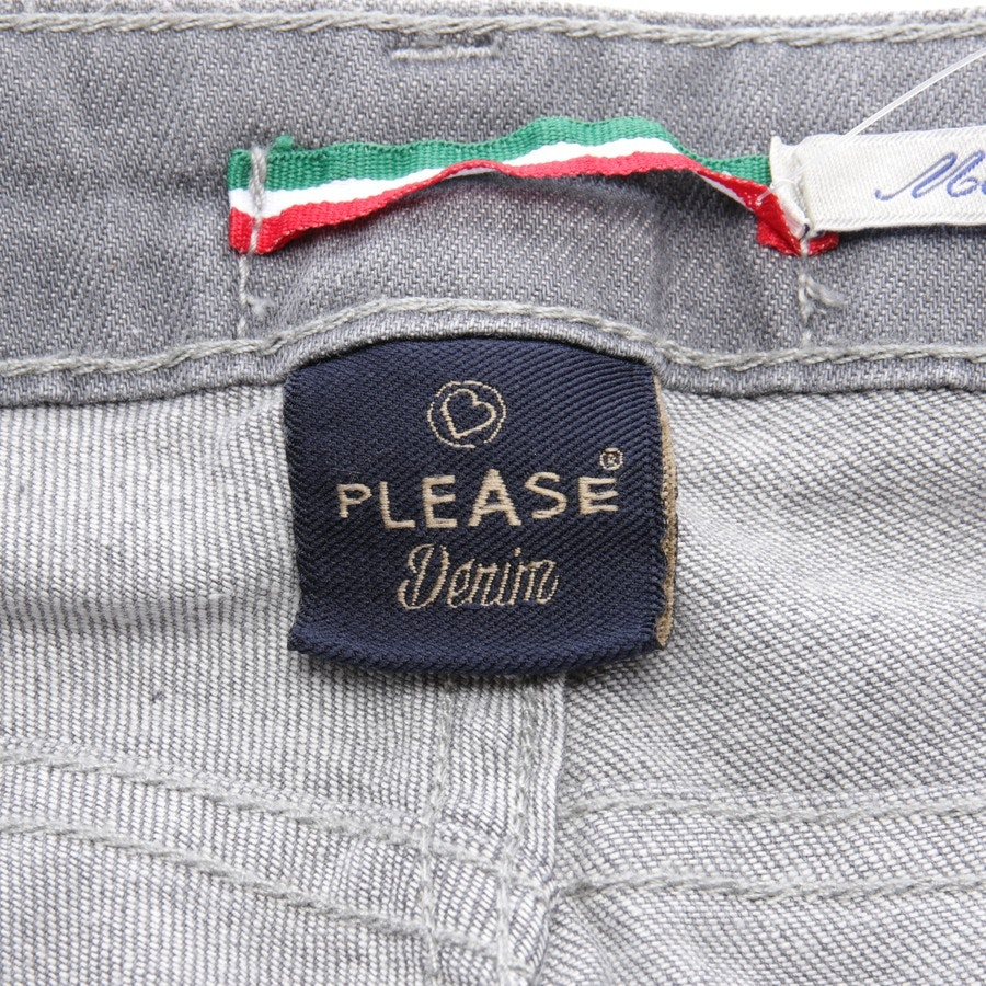 jeans from Please in grey size M