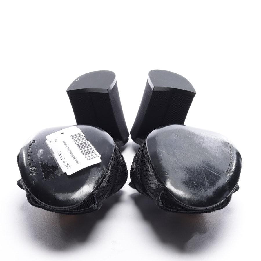 Sandaletten von Dolce & Gabbana in Schwarz Gr. EUR 40 Neu