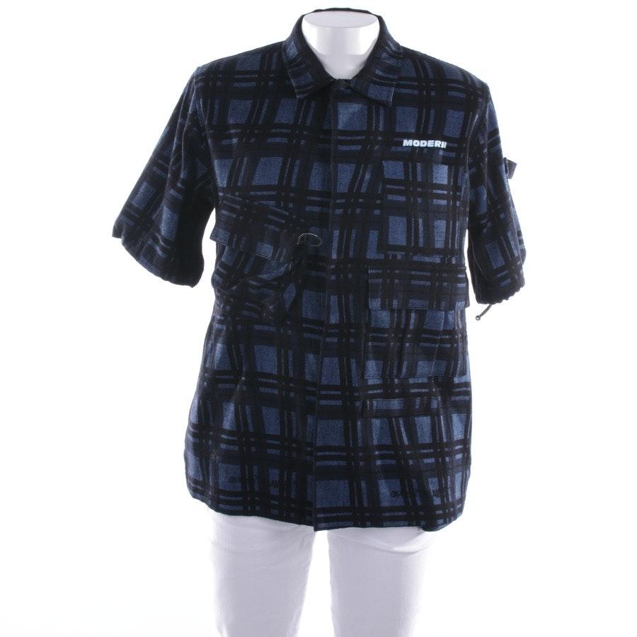 Freizeithemd von Off-White in Blau Gr. L