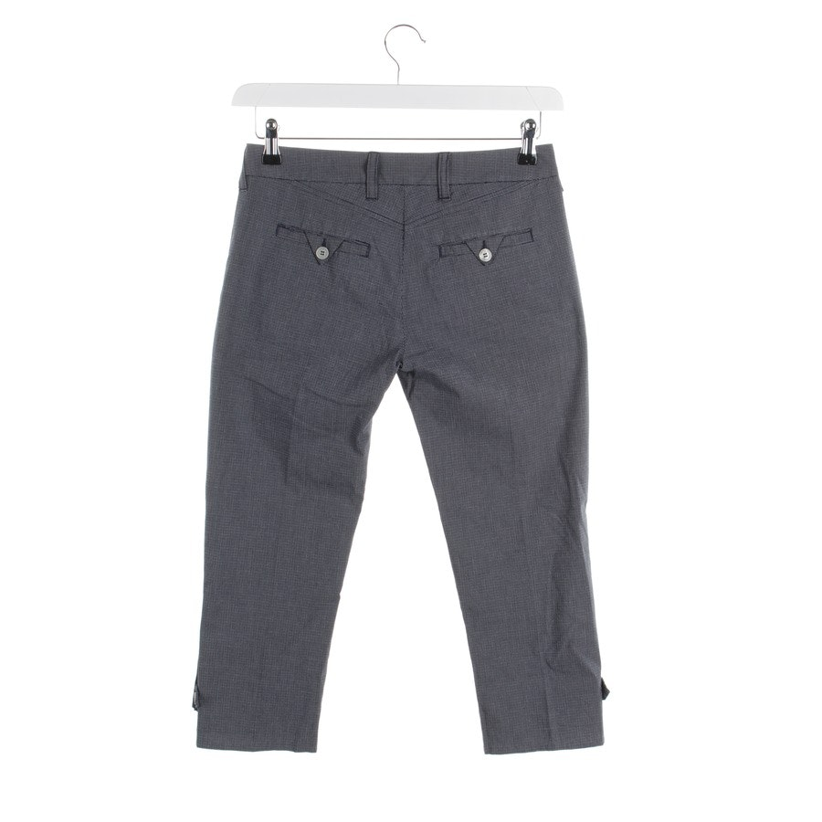 trousers from Armani Jeans in dark blue and white size 38 IT 44