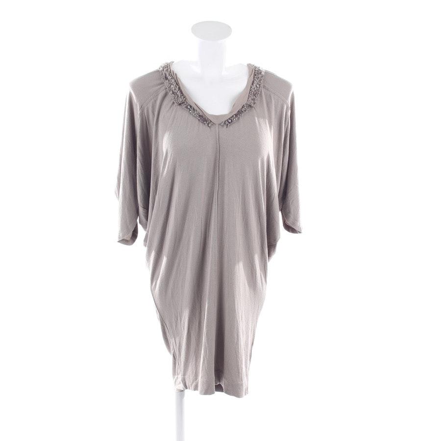 Kleid von Patrizia Pepe in Taupe Gr. 32 / 0