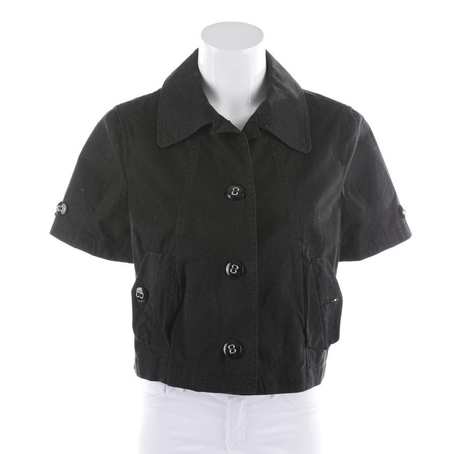 summer jackets from Hugo Boss Orange in black size 36