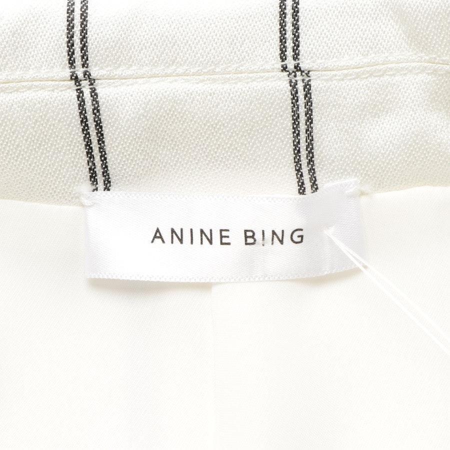 Blazer von Anine Bing in Weiß Gr. S