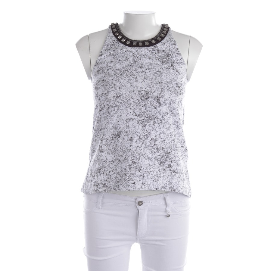 shirts / tops from Dorothee Schumacher in white and black size DE 34 / 1