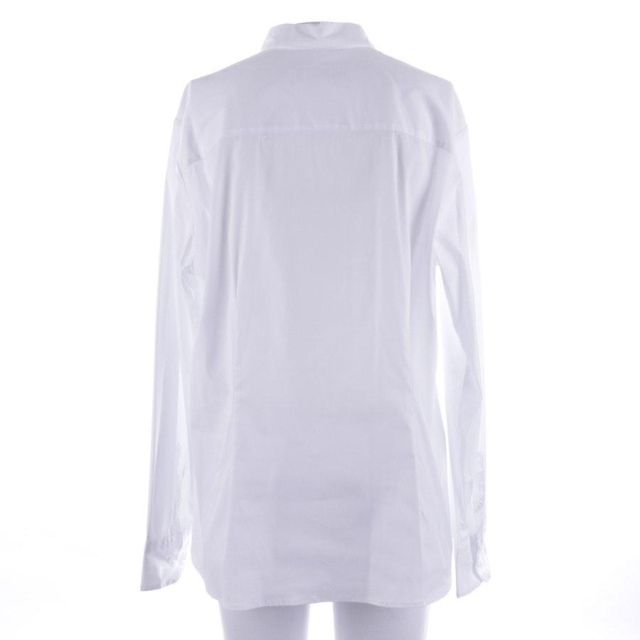 Bluse von Insieme in Weiß Gr. 44