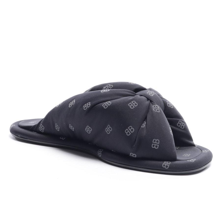 Sandalen von Balenciaga in Schwarz Gr. EUR 36 Neu