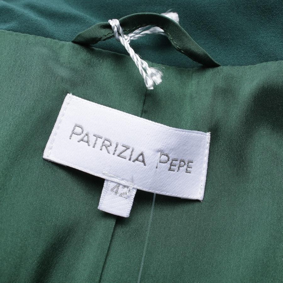 Jacke von Patrizia Pepe in Waldgrün Gr. 36 IT 42