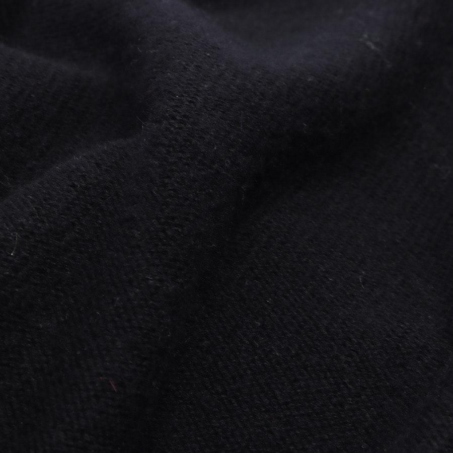 Wollpullover von Burberry in Dunkelblau Gr. L