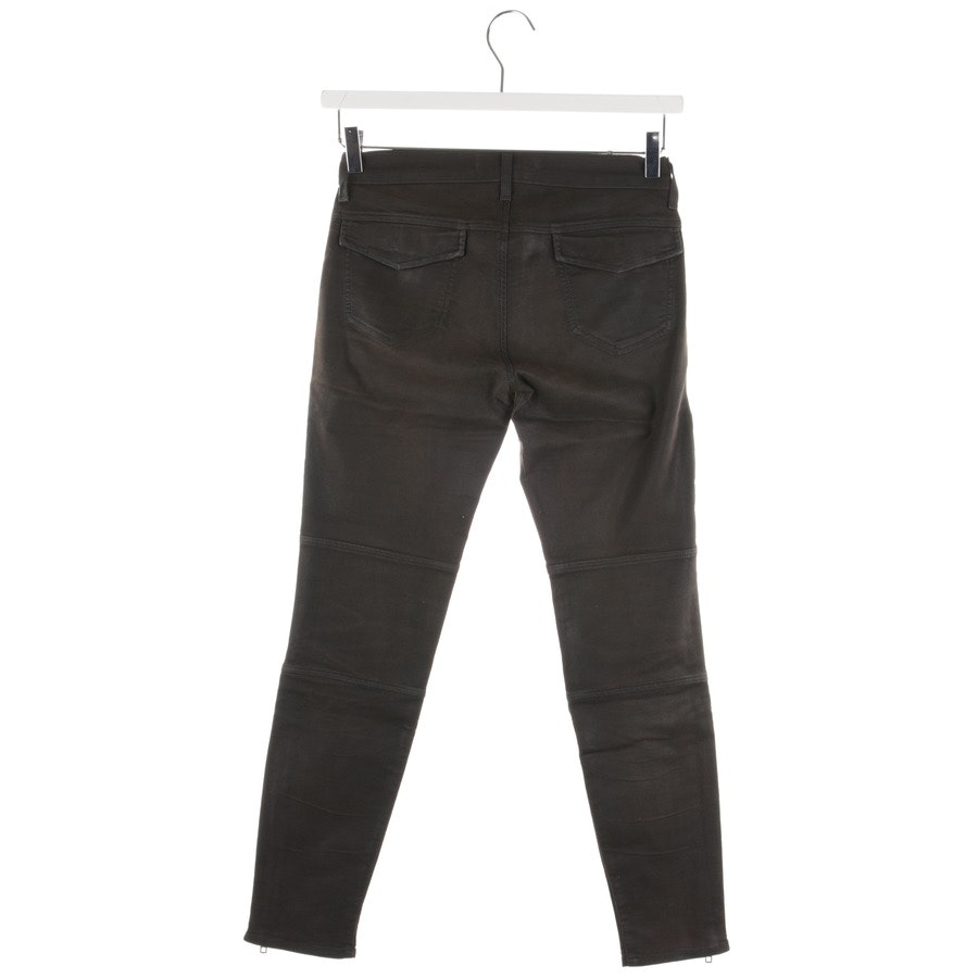trousers from J Brand in dark brown size W26 - agnes