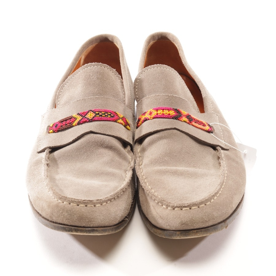 loafers from Etro in taupe size D 44