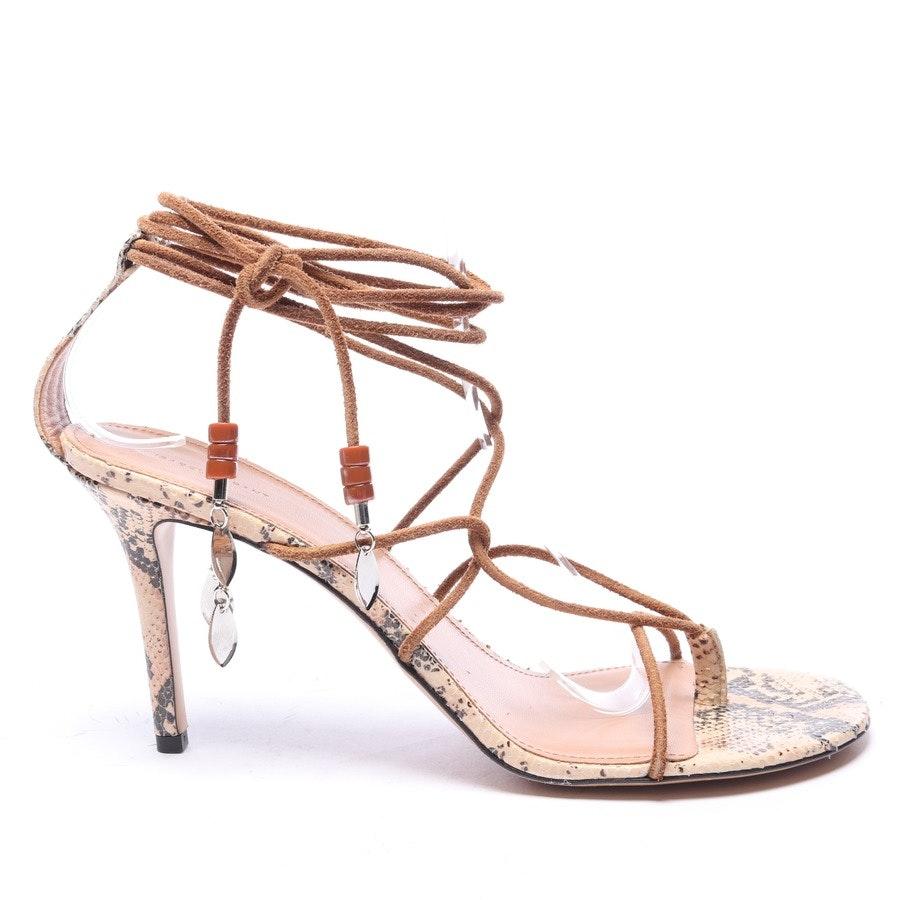 Sandaletten von Isabel Marant in Beige und Schwarz Gr. EUR 41 - Neu