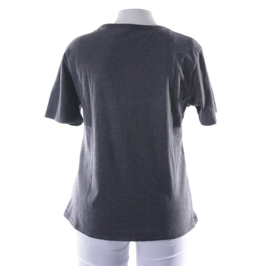 Shirt von Juvia in Grau meliert Gr. L
