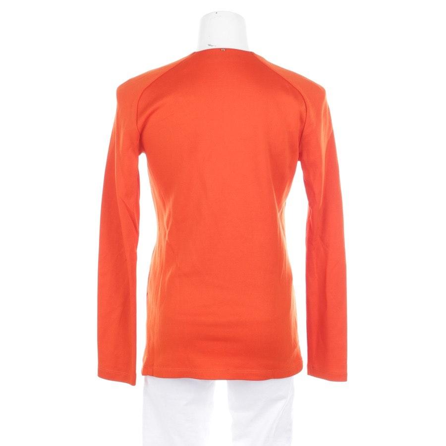 Langarmshirt von Sportmax in Orange Gr. S