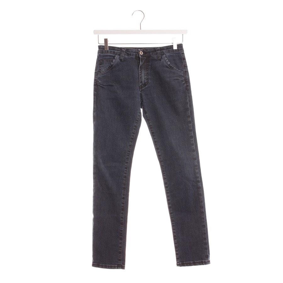 Jeans von Please in Dunkelblau Gr. XS