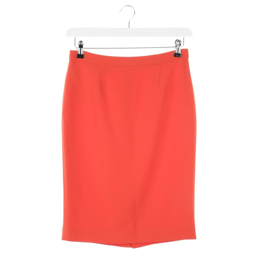Rock von Boutique Moschino in Orange Gr. 38 - Neu