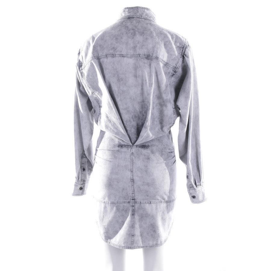 Minikleid von Isabel Marant Étoile in Schwarz und Weiß Gr. 34 FR 36