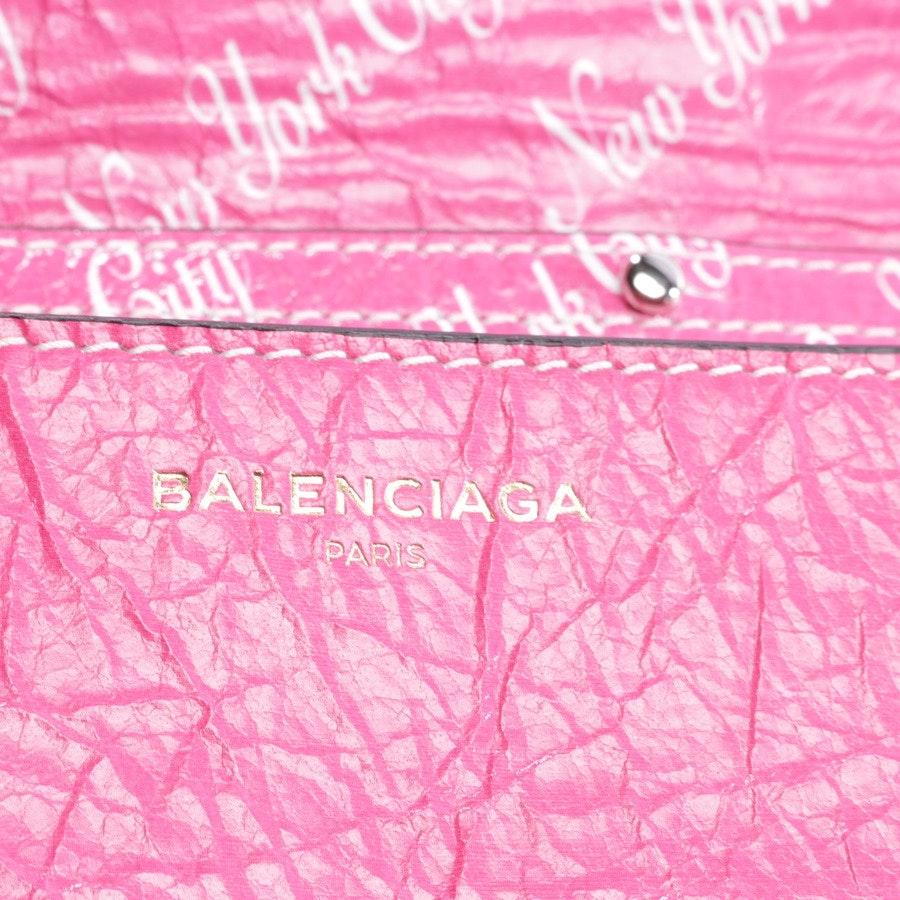 Abendtasche von Balenciaga in Schwarz und Mehrfarbig