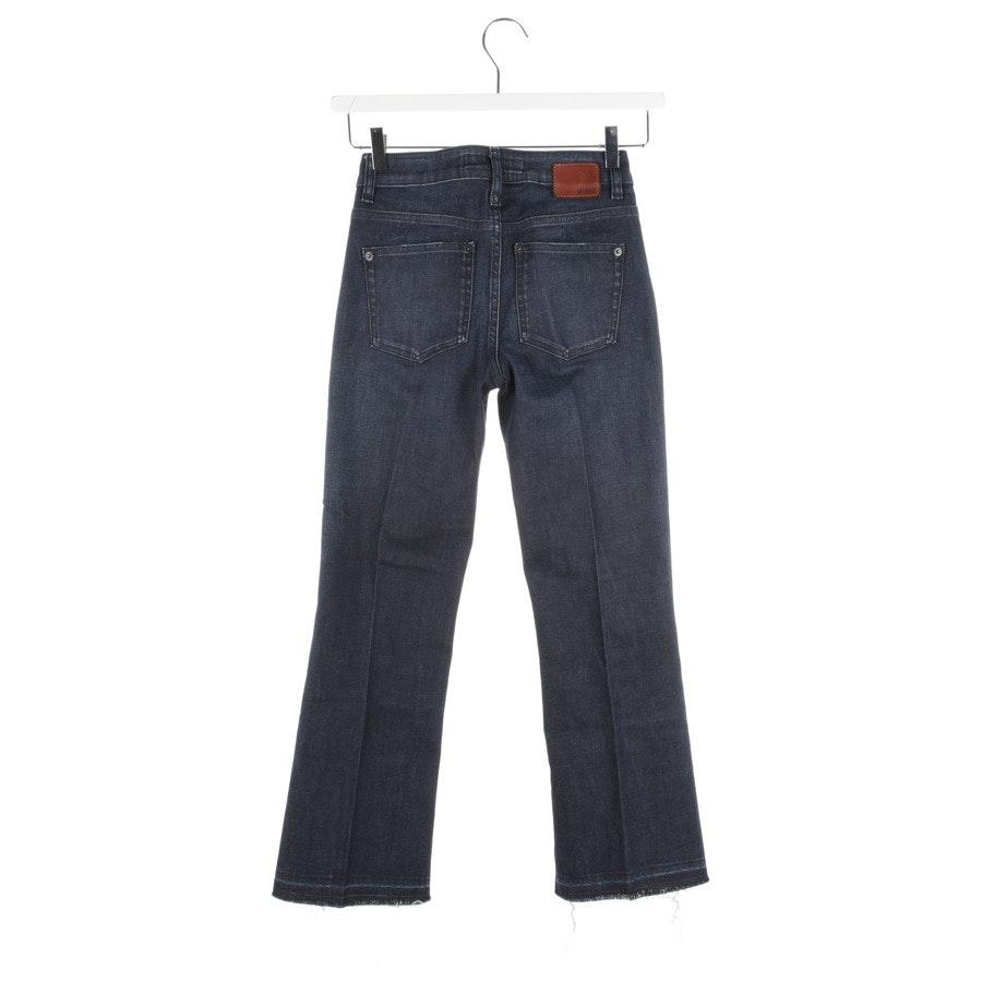 Jeans von Drykorn in Dunkelblau Gr. W25