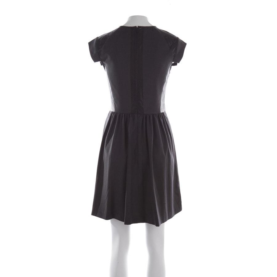 Kleid von Rebecca Taylor in Dunkelgrau Gr. 32 US 2
