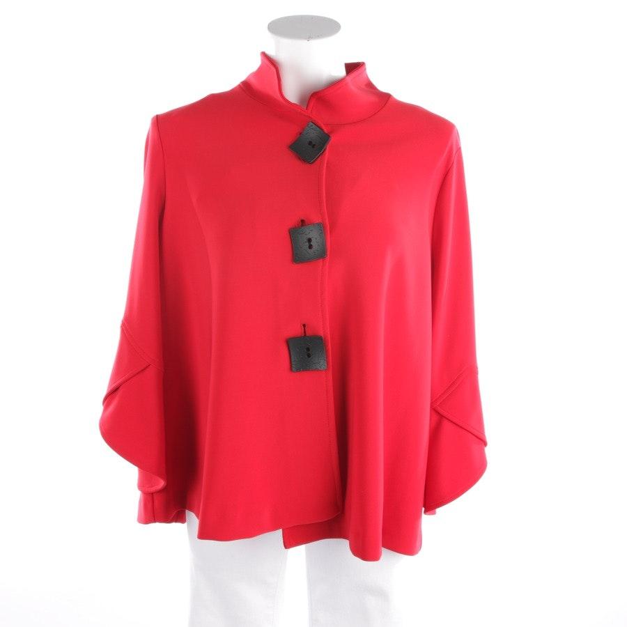 Jacke von Joseph Ribkoff in Rot Gr. 40