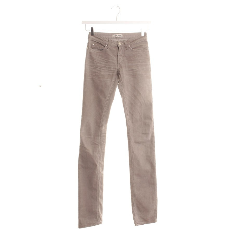 jeans from Acne in light grey size DE 34