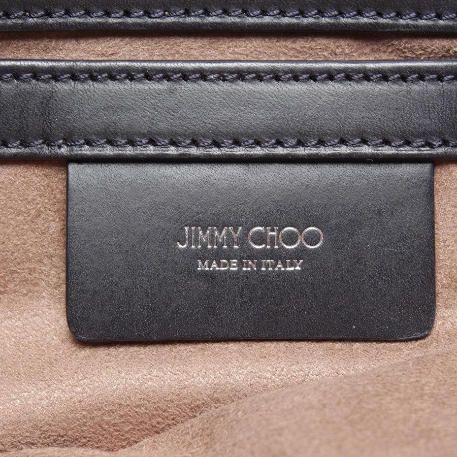 Schultertasche von Jimmy Choo in Violett