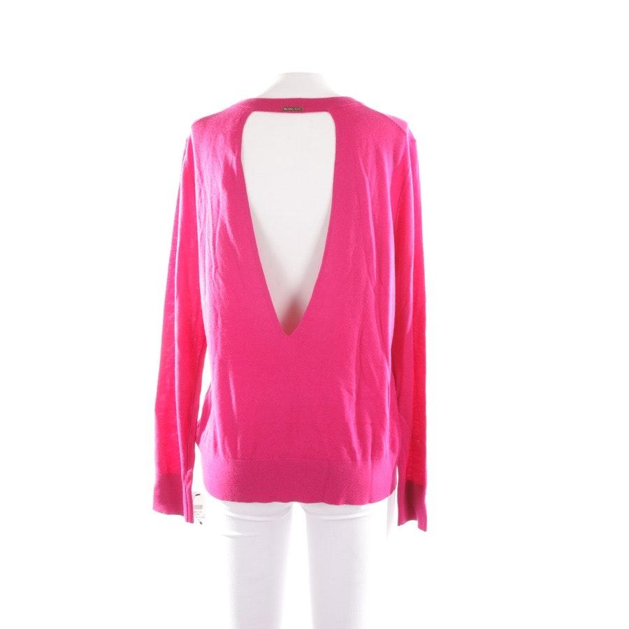 Pullover von Michael Kors in Dunkelrosa Gr. L