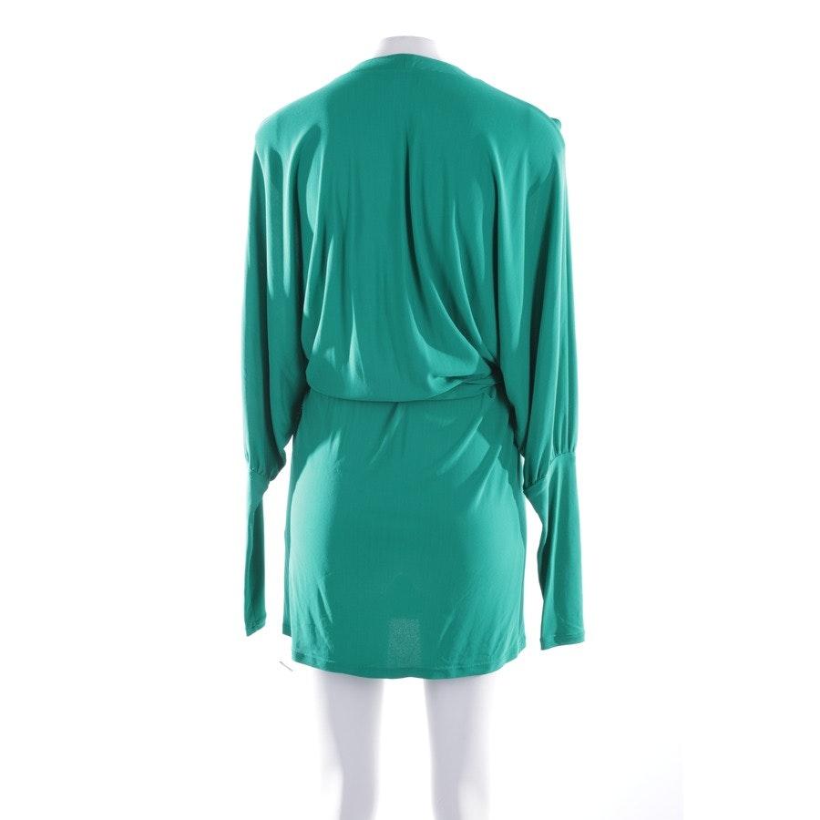 Kleid von Balmain in Smaragdgrün Gr. 32 FR 34