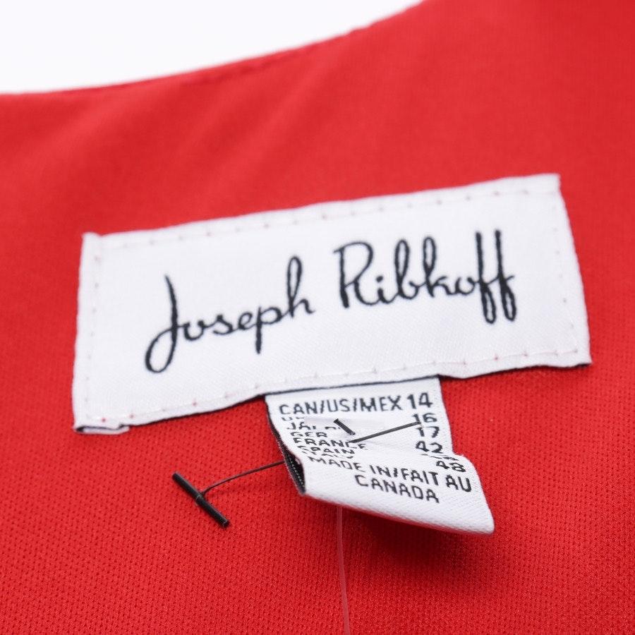 Kleid von Joseph Ribkoff in Rot Gr. 42
