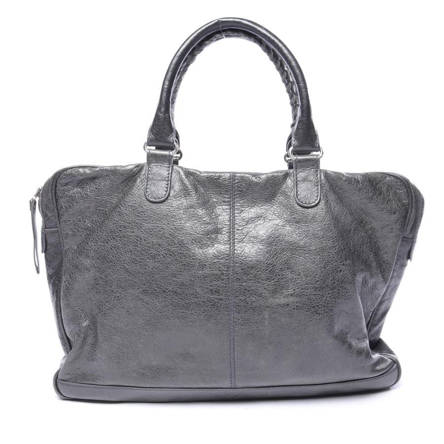 Handtasche von Balenciaga in Stahlblau