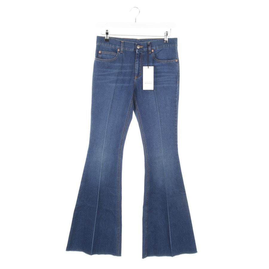 Jeans von Gucci in Blau Gr. W27 Neu
