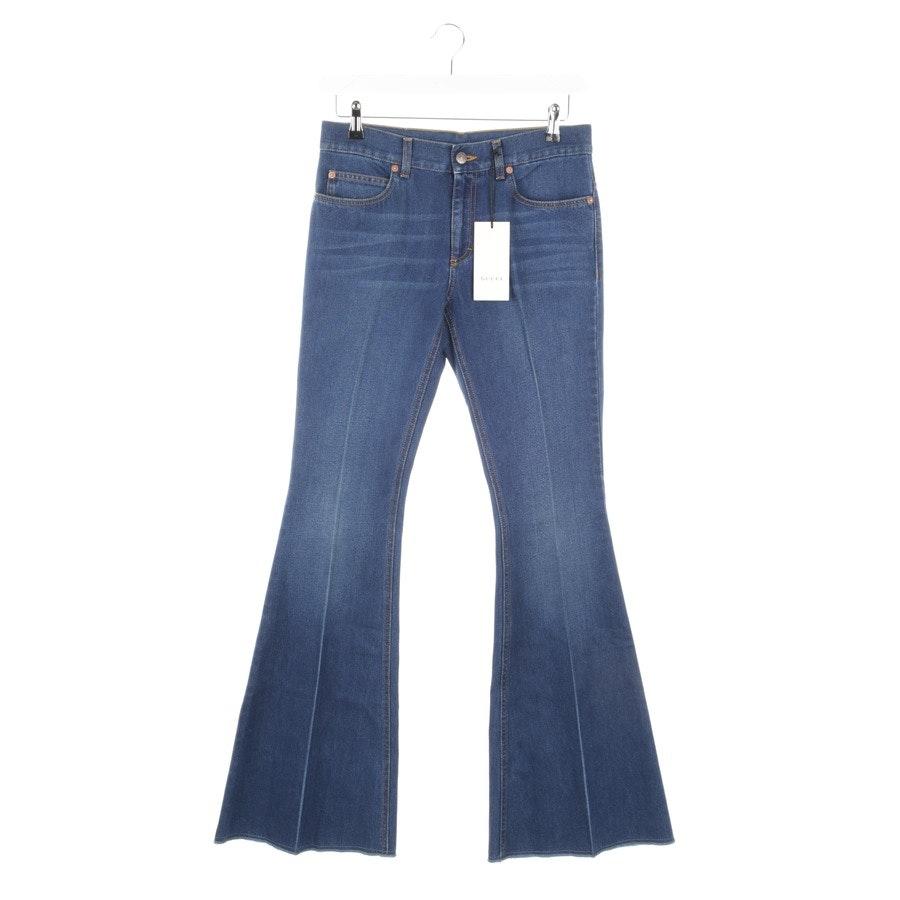 Jeans von Gucci in Blau Gr. W28 Neu