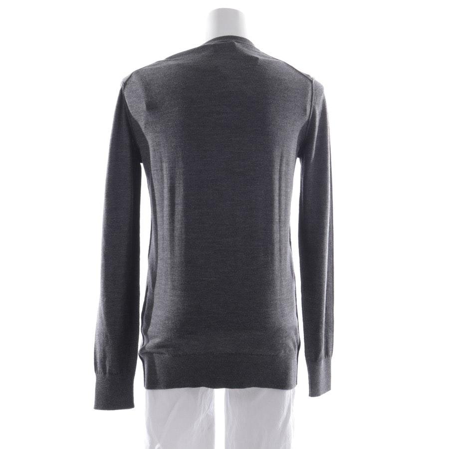 Strickjacke von Dolce & Gabbana in Grau Gr. 36 IT 42 Neu