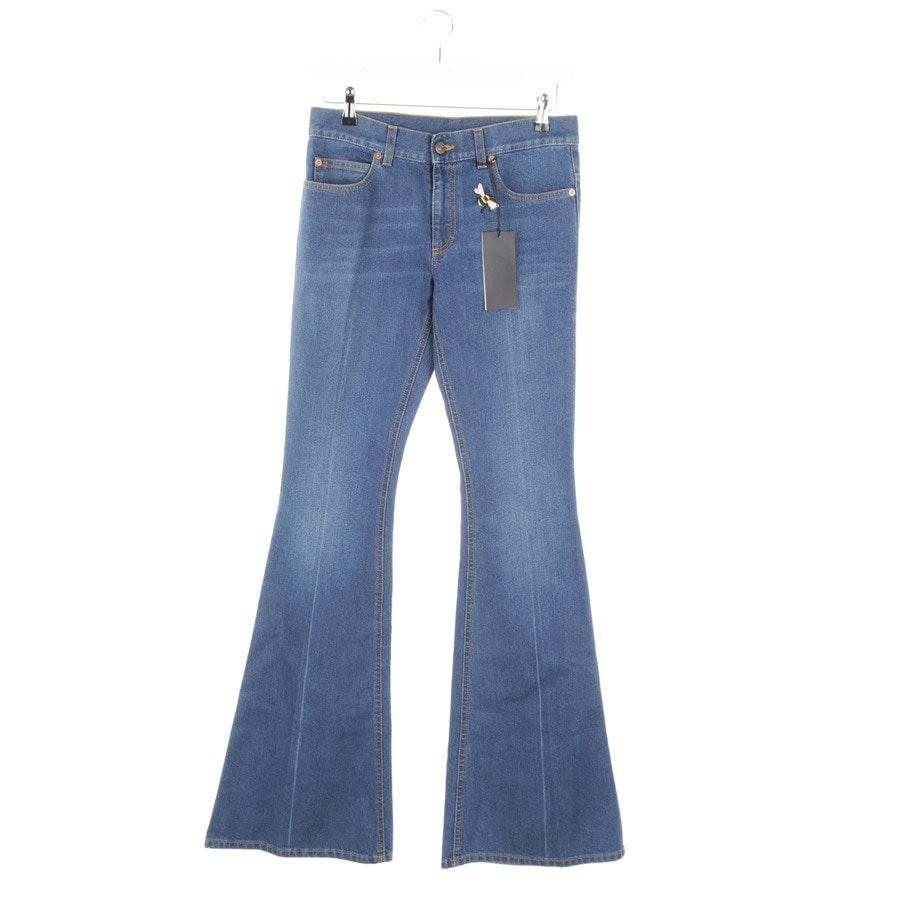 Jeans von Gucci in Hellblau Gr. W27 Neu