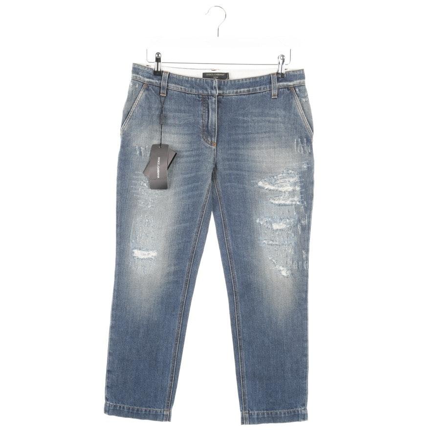 Jeans von Dolce & Gabbana in Hellstahlblau Gr. 34 IT 40 Neu