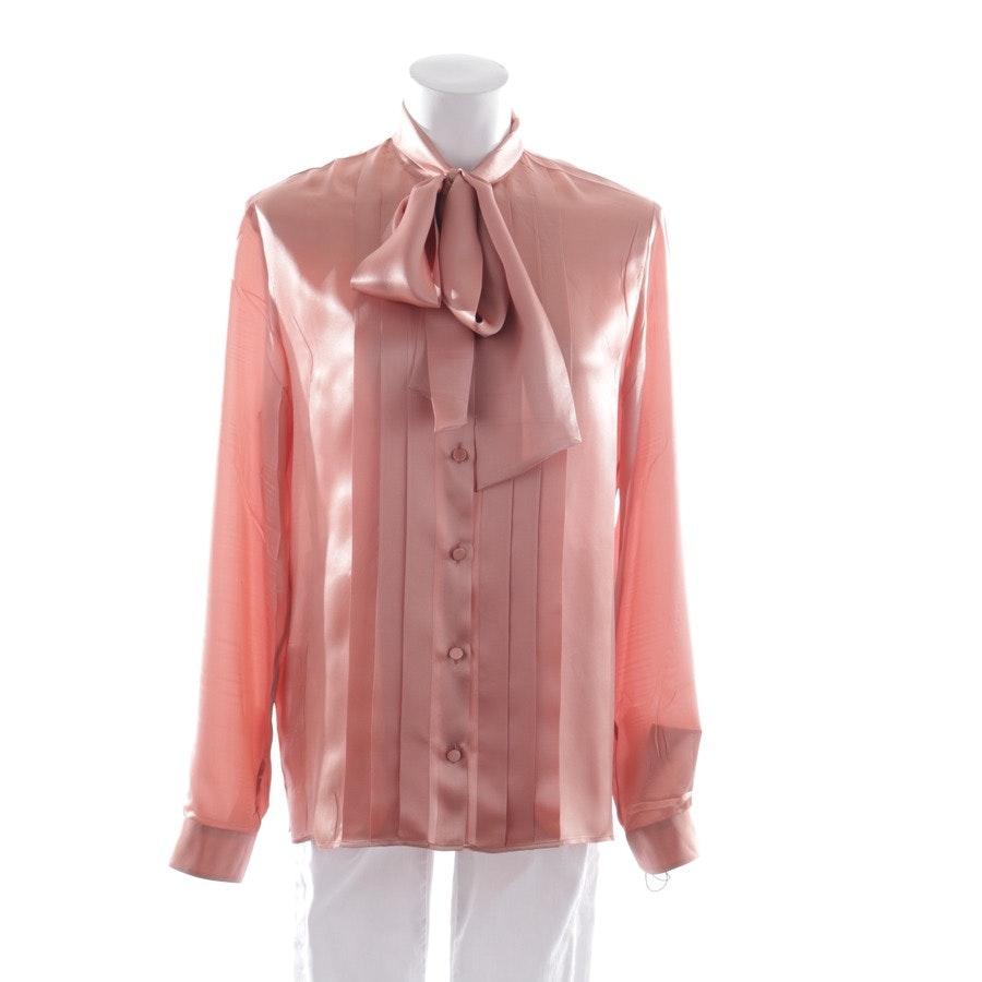 Bluse von Gucci in Kupfer Gr. 36 IT 42 Neu