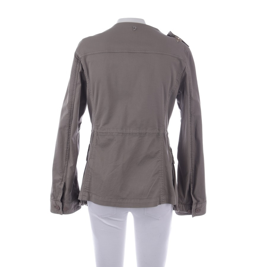 Sommerjacke von Dondup in Khaki Gr. 34 IT 40
