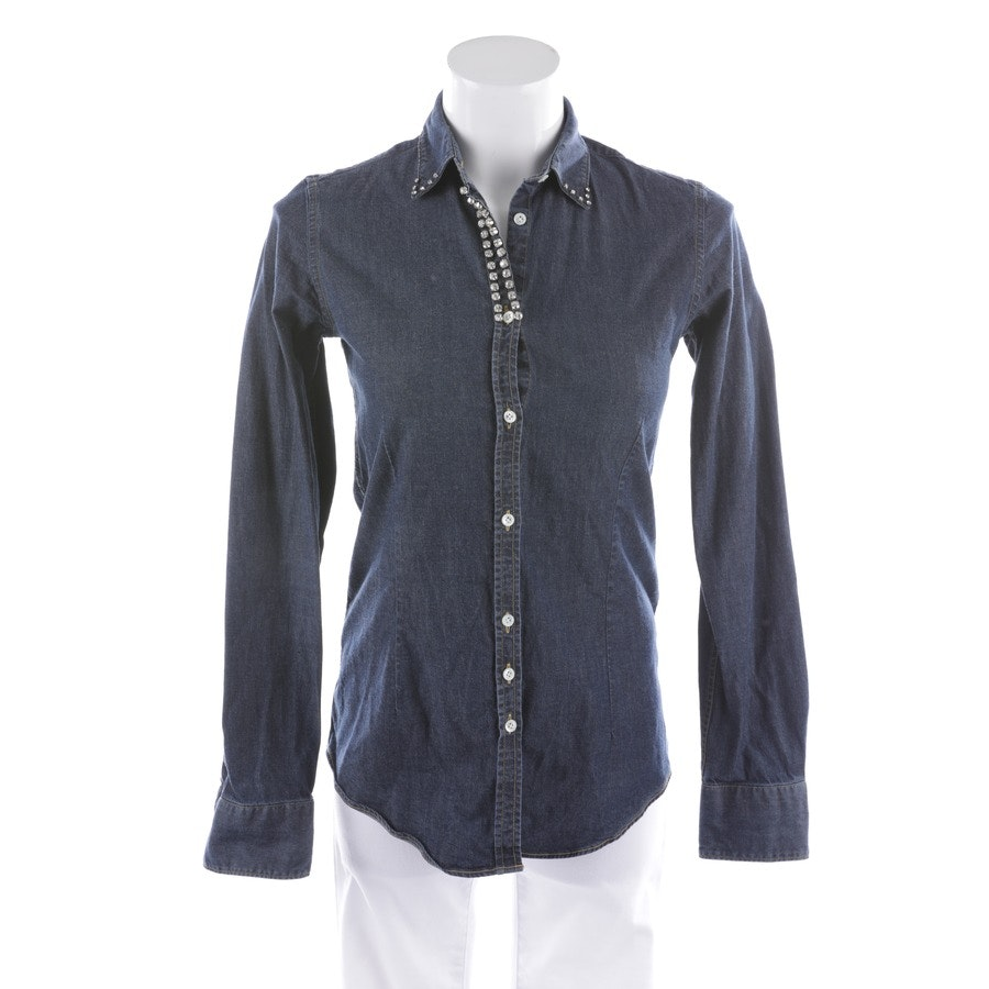 blouses & tunics from Aglini in blue size 36 IT 42