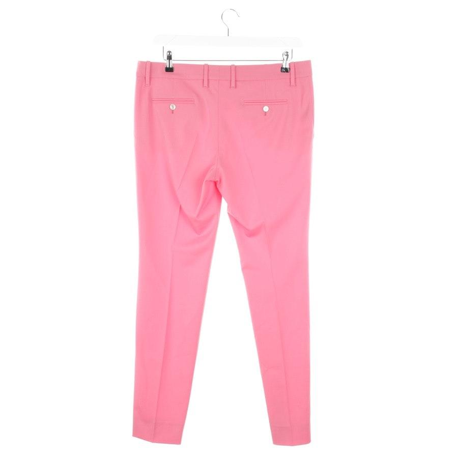 Hose von Gucci in Pink Gr. 40 IT 46 Neu