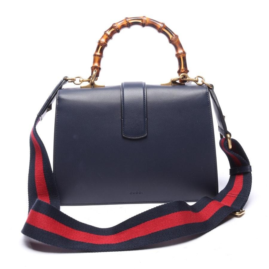 Handtasche von Gucci in Marine und Mehrfarbig Dionysus