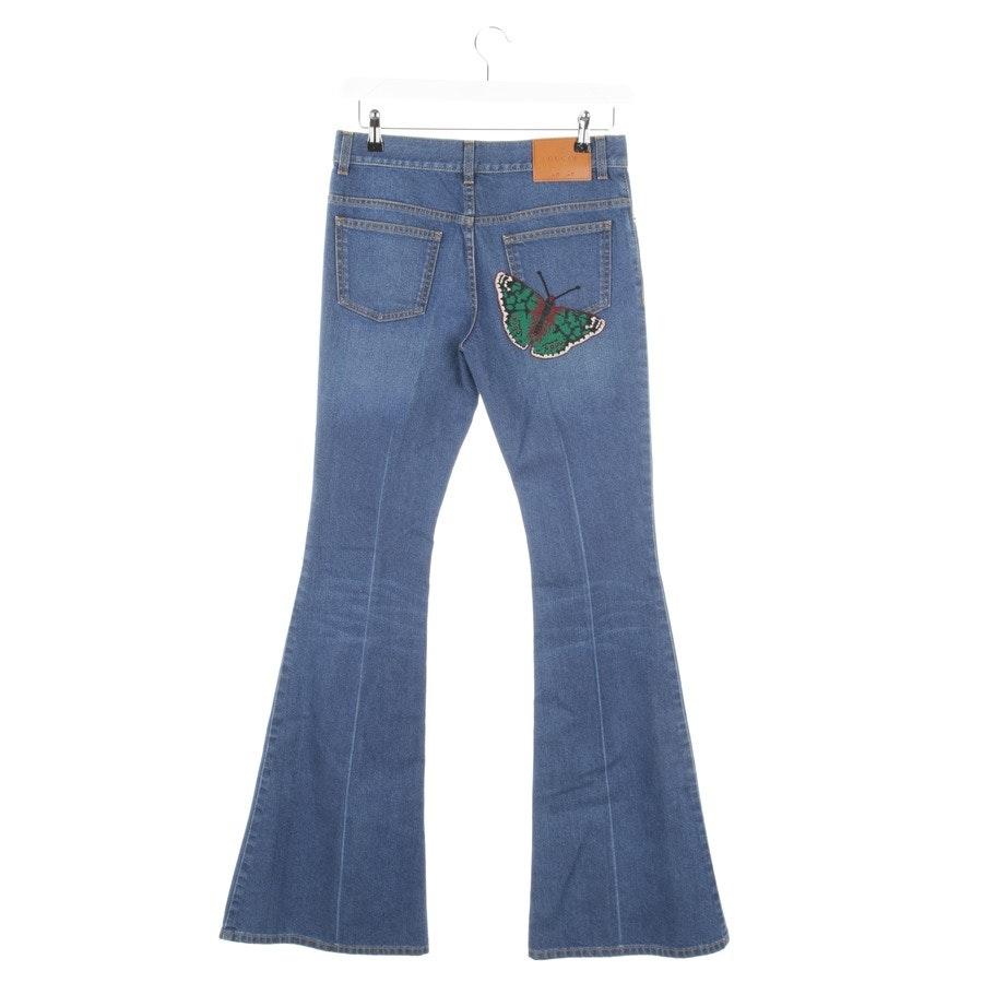 Jeans von Gucci in Hellblau Gr. W26 Neu
