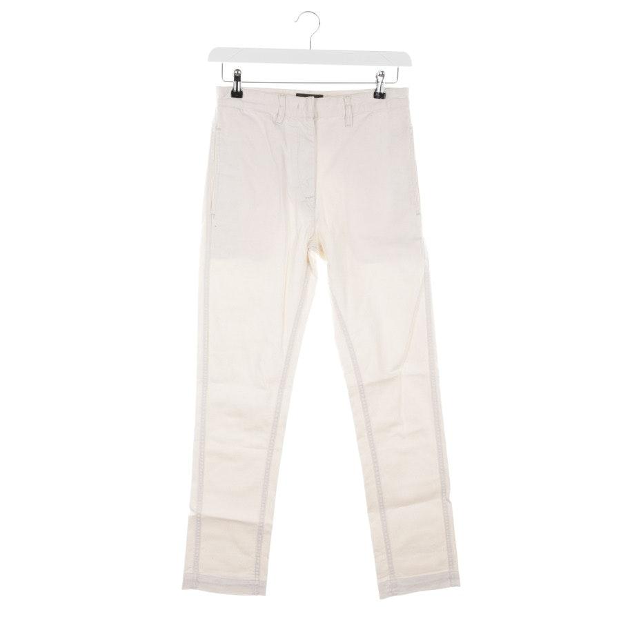 Jeans von Isabel Marant in Creme Gr. 32 FR 34