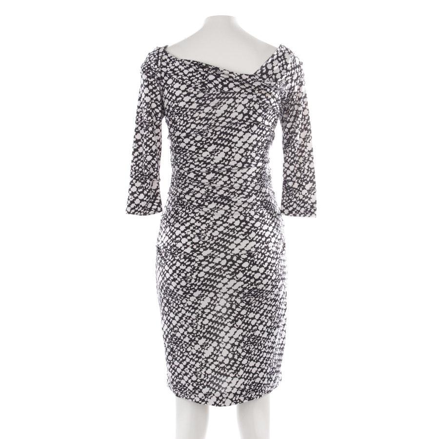 dress from Diane von Furstenberg in black and white size S / P